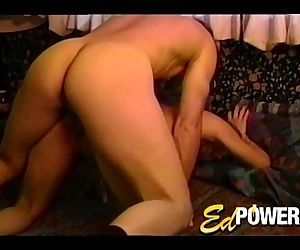 Ed Powers Gives Hard Anal Fuck For Blonde