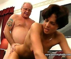 Nikita Gets Fucked By Old Man Jesse - 3 min