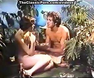 C.J. Laing, Tony Perez, Jennifer Jordan in vintage porn site