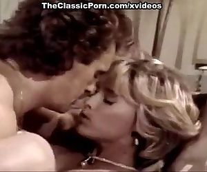 April West, Joey Silvera in most gorgeous classic porn star with Joey Silvera