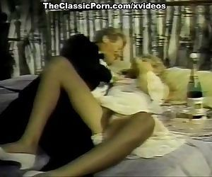 Candie Evans, Melissa Melendez, Joey Silvera in classic fuck movie