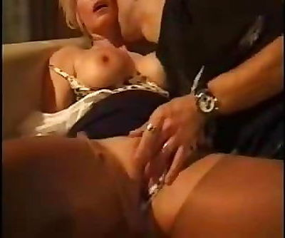 Fucking his friends mom