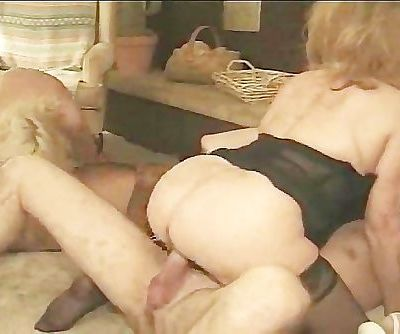 3 Mature Ladies Still Need Cock
