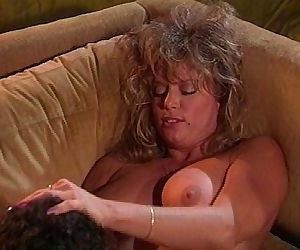 Classic 80s ffm threesome