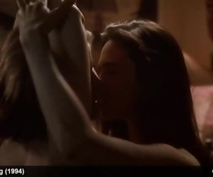 Jennifer Connelly Nude And Lesbian Sex Scenes