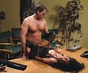 Hank Armstrong, Anna Malle very hot scene from Heavy Breathing