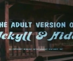 THE ADULT VERSION OF JEKYLL & HIDE 1972