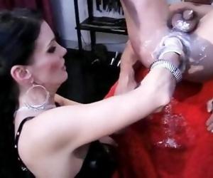 Carmen Rivera Double Trouble - Zwei Faeuste Im Darm