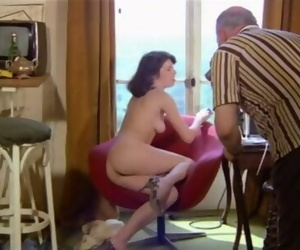 Alpha France - French porn - Full Movie - Charlotte, Mouille Sa Culotte!