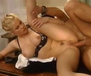 Classic porn with Gina
