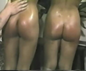Sticky Fingers - British Spanking Movie Solange Hop Lecarrio