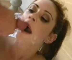 Chloe Nicole cumshot compilation by minuxin