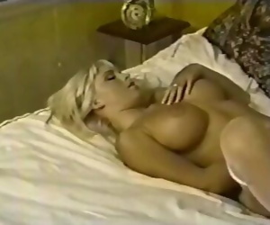 Blonde Bombshell Fucking in the 90s.