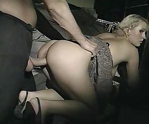 "Priest fucks Alba Foster: scene from ""Il Confessionale"