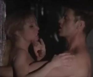Sandy Insatiable & Rocco Siffredi in 30 Maschi Per Sandy, Quinto Giorno