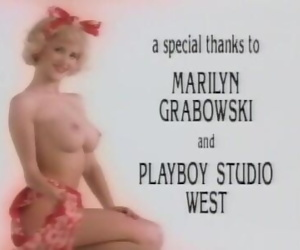 Playmate of the Month January 1990 - Peggy McIntaggart
