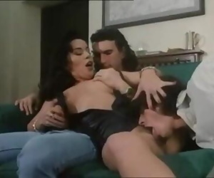 Short Kissing in Italien adult movie from 1995 by Luca D.