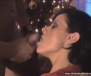 Son fucks mom under christmas tree - WWW.HORNYFAMILY.ONLINE