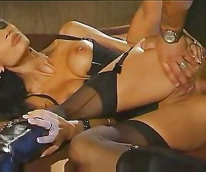 Helena Karel Takes an Ass Stuffing