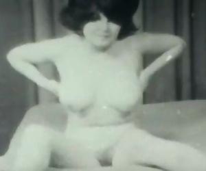 Vintage 8mm Stag Film #28