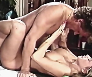80s Pornstars Nikki Knights and Tom Byron plus Tracey Adams & Joey Silvera