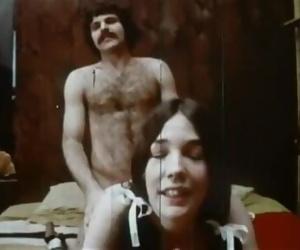 Revolving Teens vintage 1974 Jeffrey Hurst, Helen Madigan, Eric Edwards