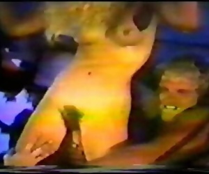 Found Footage of Stripper/Wet T-Shirt Contest, 1990s