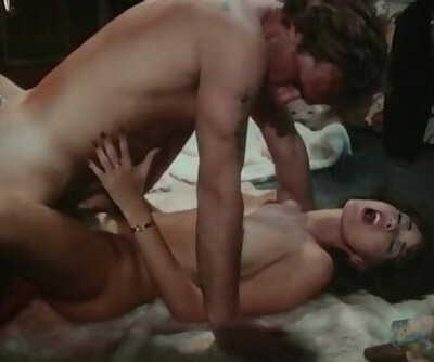 Kay Parker Gets her Big Breasts Fucked