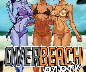 Overbeach Party - part 2