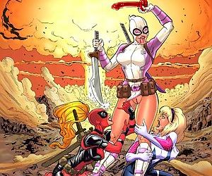 Gwenpool - Radioactive Chimichanga