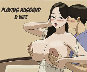 Fuufu Gokko - Playing Husband &..