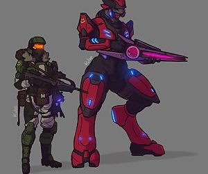 Halo - part 3