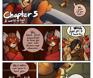 Feretta- A Tale of Tails Chapter 5