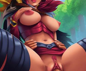 League Of Legends - Xayah
