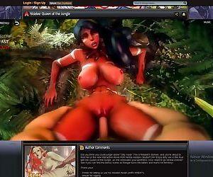 Hentai Videogame 3D Big Tits