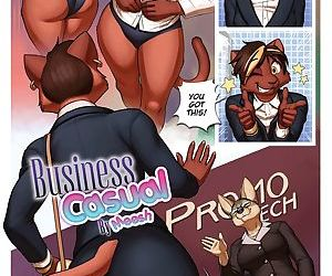 Meesh- Business Casual HD