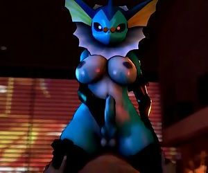 Pokemon Vaporeon Furry Yiff