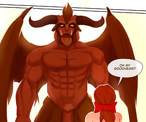 Booty and the Beast - part 2