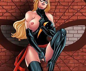 Tracy Scops - Spiderman & Ms...