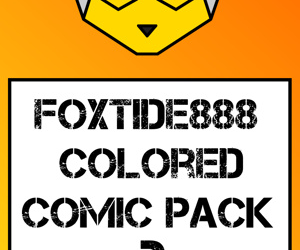 Foxtide888 Colored Comic Pack 03