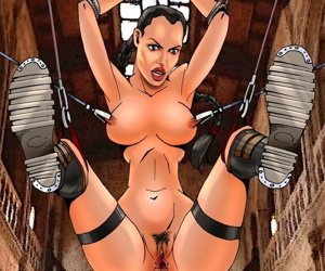 Sinful Comics - Angelina Jolie /..
