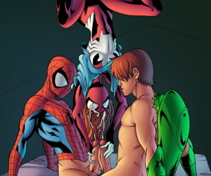 Ultimate Spider-Man XXX 11 -..