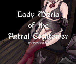 NowaJoestar- Lady Maria of the..