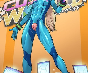Samus XXX + Art - part 2