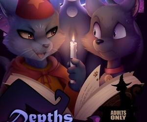 Depths of Magic by Meraence