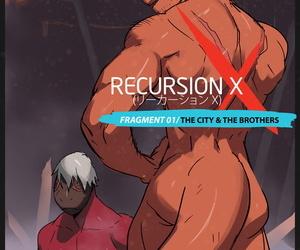 Ginkgosan Recursion X Ch. 1 - The..