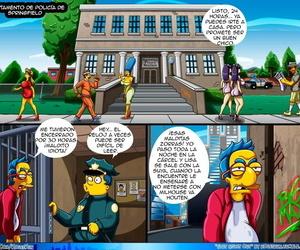 Comic porn simpsons Free Simpsons