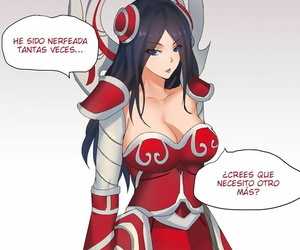 Endurance Test Irelia & Riven -..
