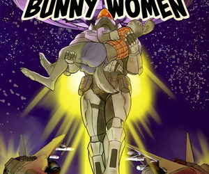 Bald Space Monkeys Need Bunny Woman