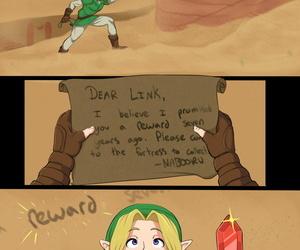 Zelda Alternate Destinies..